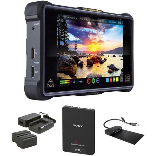 Atomos Shogun Inferno Sony SSD ProRes/Raw Bundle