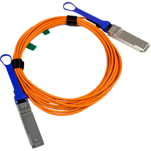 ATTO Technology QSFP to QSFP Active Ethernet Cable (65.6')