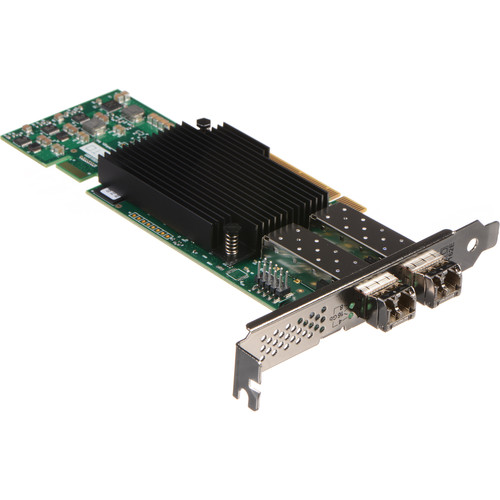 ATTO Technology Celerity FC-162E 16 Gb/s Gen 5 Fibre Channel to PCIe 3.0 Host Bus Adapter