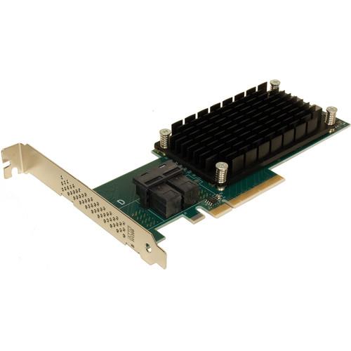 ATTO Technology ExpressSAS H1208 8-Port Internal 12 Gb/s SAS to PCIe 3.0 HBA