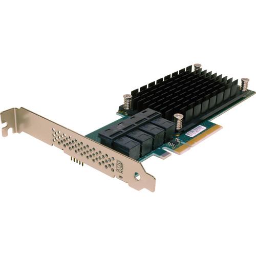 ATTO Technology ExpressSAS H120F 16-Port Internal 12 Gb/s SAS to PCIe 3.0 HBA