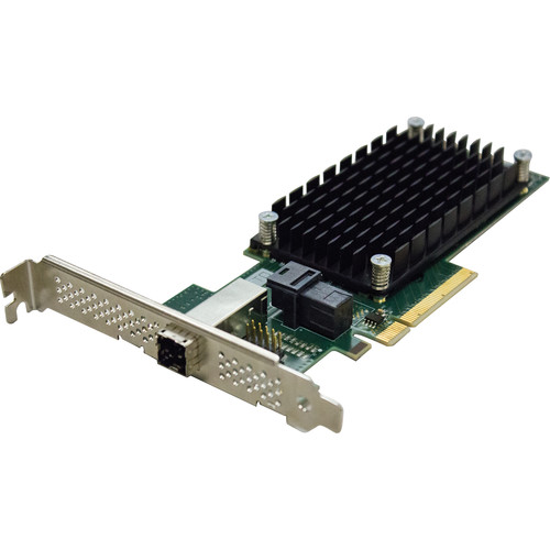 ATTO Technology ExpressSAS H1244 12 Gb/s SAS/SATA to PCIe 3.0 Host Bus Adapter