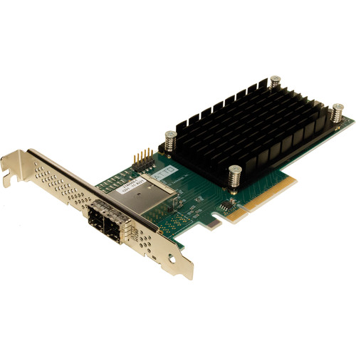 ATTO Technology ExpressSAS H1280 8-Port External 12 Gb/s SAS to PCIe 3.0 HBA