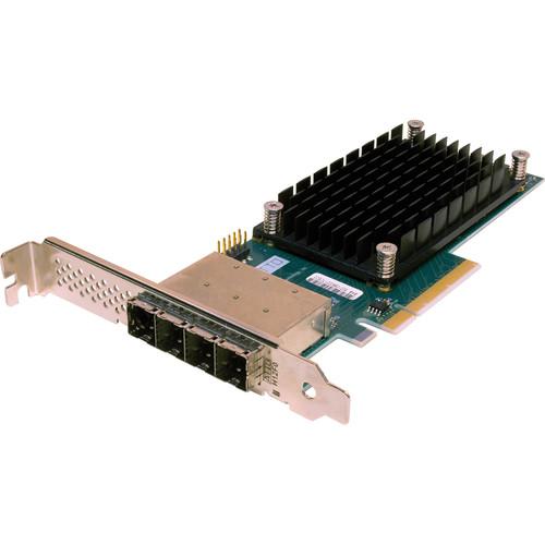 ATTO Technology ExpressSAS H12F0 16-Port External 12 Gb/s SAS to PCIe 3.0 HBA