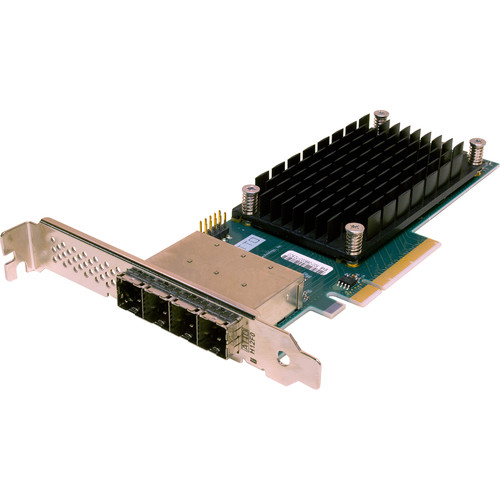 ATTO Technology ExpressSAS 16 External Port 12 Gb/s SAS/SATA to PCIe 3.0 Host Bus Adapter