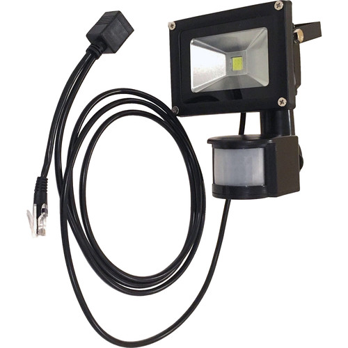 ATX LED 8W Outdoor Floodlight with 802.3af PoE