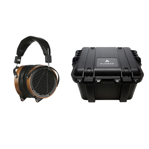 Audeze Shedua LCD 2 Headphones with Travel Case