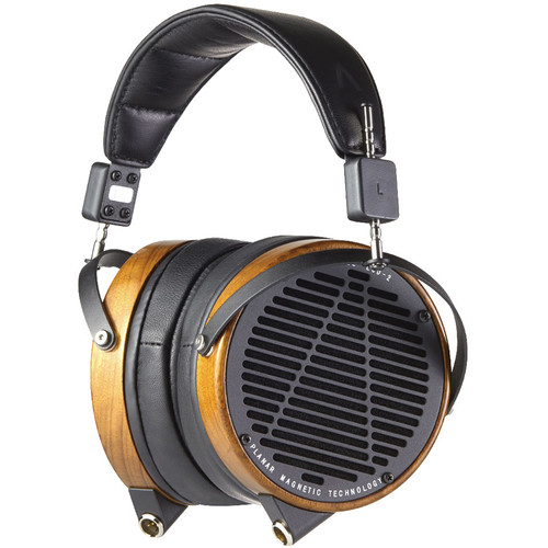 Audeze Vegan Shedua LCD 2 Headphones with Travel Case
