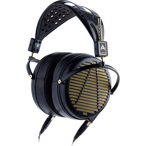 Audeze LCD-4z - High Performance Planar Magnetic Headphone with Travel Case (15 Ohm)
