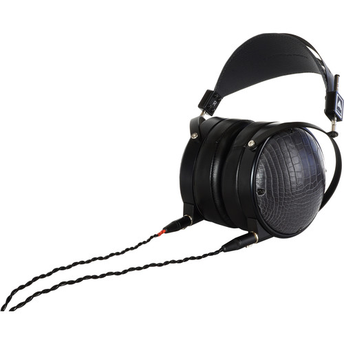 Audeze LCD-XC Limited Edition Alligator Closed-Back Planar Magnetic Headphones (Gray)