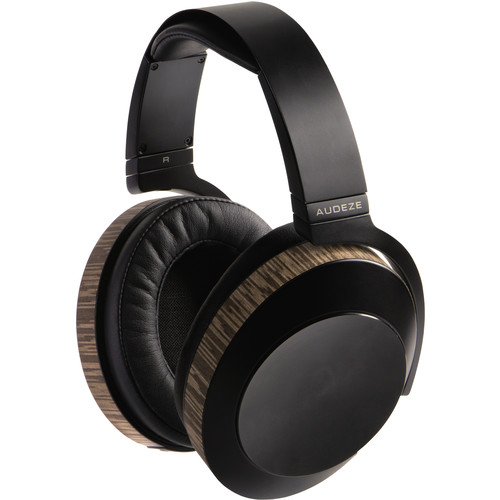 Audeze EL-8 - Magnetic Planar Headphones with iOS Inline Mic Cable (Closed-Back)