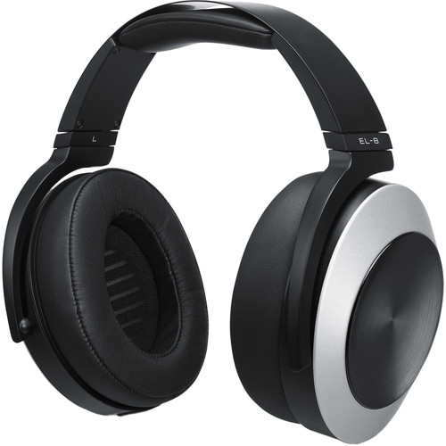 Audeze EL-8 Titanium Magnetic Planar Headphones w/ Integrated Apple Cipher Cable (Closed-Back)