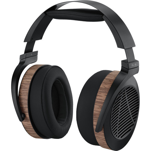 Audeze EL-8 - Planar Magnetic Headphones with iOS Inline Mic Cable (Open-Back)