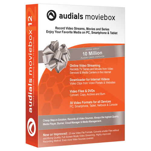 Audials USA Moviebox 12