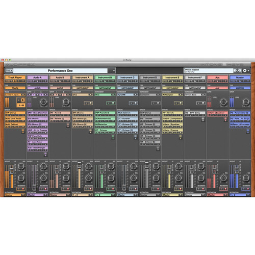 Audiffex inTone 2 - Multi-Function Processing Plug-In (Download)