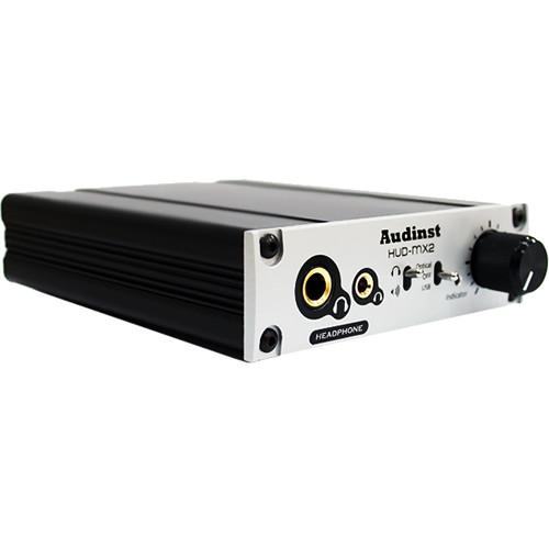 Audinst HUD-mx2 Compact High-Resolution USB DAC
