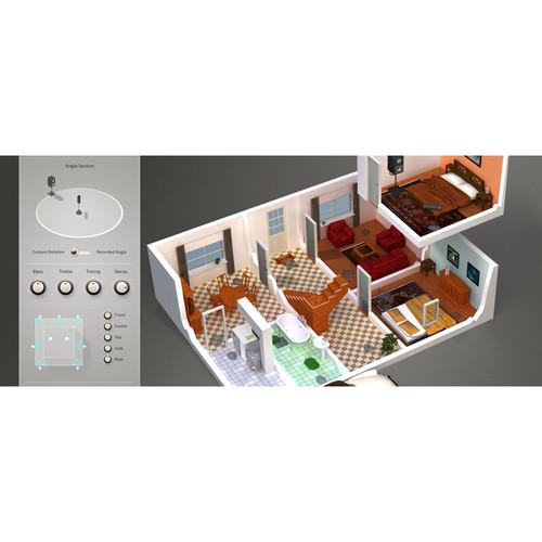 Audio Ease Indoor - Acoustics for Post (Download)