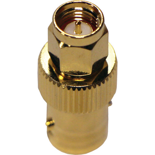Audio Ltd. BNC Female to SMA Male Adapter for BNC Antennas