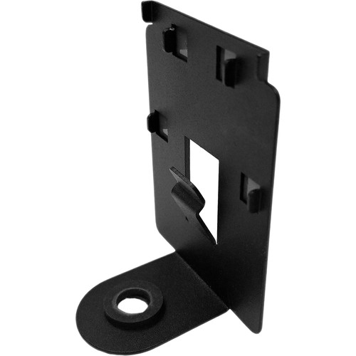 "Audio Ltd. Accessory Plate for Mounting  A10-TX onto Microphone Boom Poles with 3/8"" Thread Top Screw"