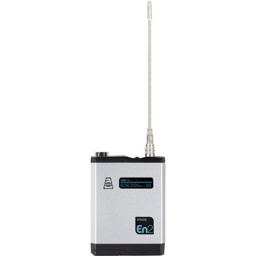 Audio Ltd. TXPH Belt Pack Transmitter (614 to 654 MHz)