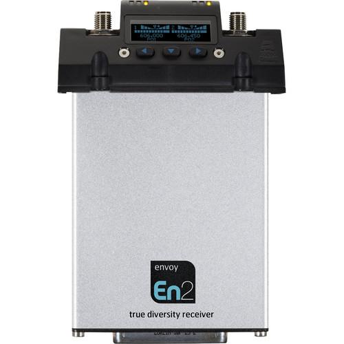 Audio Ltd. CX2/P 2-Channel Slot-Mount Camera Receiver for Panasonic P2 (614 to 694 MHz)