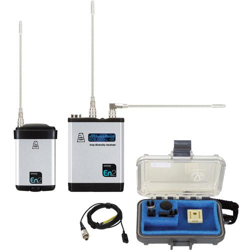 Audio Ltd. miniTX Transmitter & DX Receiver System Set (512 to 542MHz)