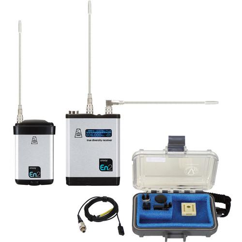 Audio Ltd. miniTX Transmitter & DX Receiver System Set (614 to 654MHz)