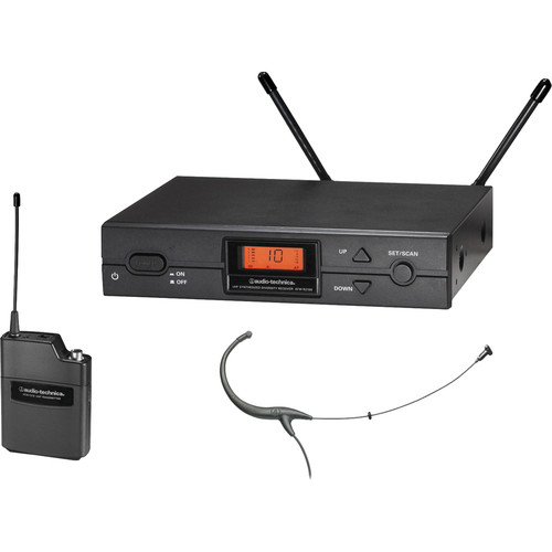 Audio-Technica 2000 Series ATW-2194bI Wireless System