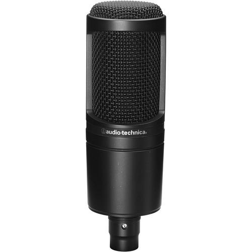 Audio-Technica AT2020 and Zoom U-22 Studio-Grade Audio Kit