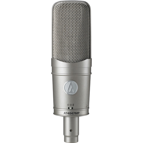 Audio-Technica AT4047MP Multi-Pattern Condenser Microphone