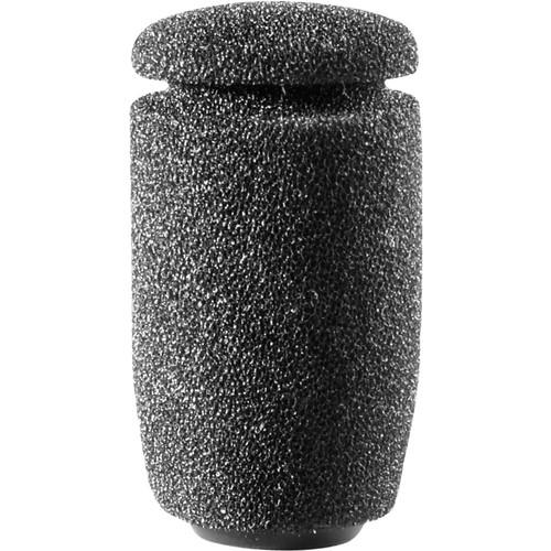 Audio-Technica Small 2-Stage Foam Windscreen (Black)