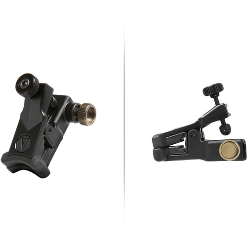 Audio-Technica AT8491U Universal Clip-On Mount for ATM350a Microphone