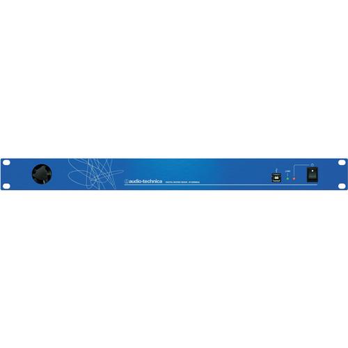 Audio-Technica AT-DMM828 SmartMixer - Eight-Channel Digital Matrix Mixer