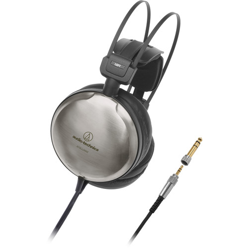 Audio-Technica Consumer ATH-A2000Z Art Monitor Closed-Back Dynamic Headphones