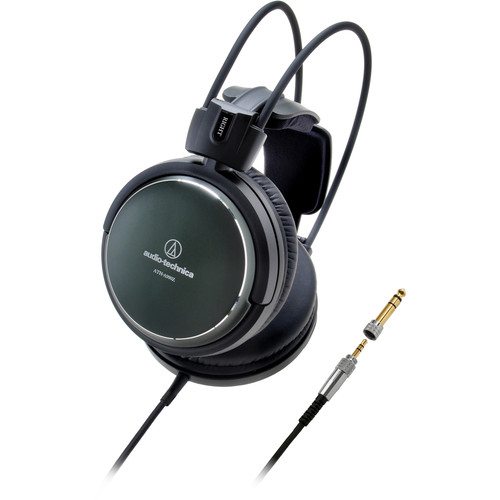 Audio-Technica Consumer ATH-A990Z Art Monitor Closed-Back Dynamic Headphones