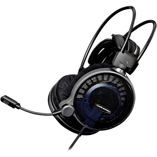 Audio-Technica Consumer ATH-ADG1x High-Fidelity Gaming Headset
