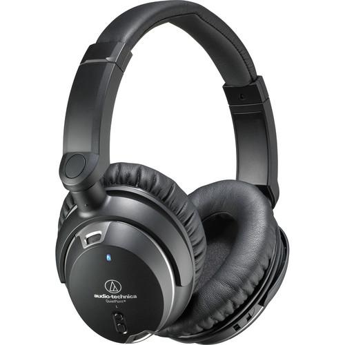 Audio-Technica Consumer ATH-ANC9 QuietPoint Active Noise-Cancelling Headphones