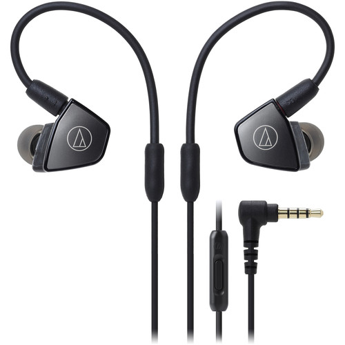 Audio-Technica Consumer ATH-LS300iS Live Sound In-Ear Headphones