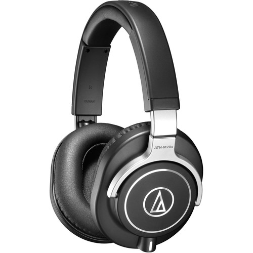 Audio-Technica ATH-M70x Pro Monitor Headphones