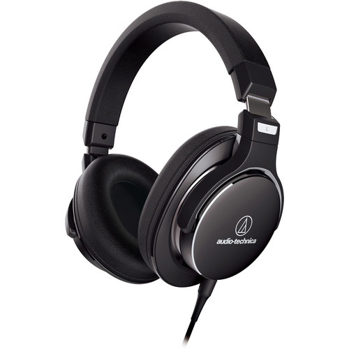 Audio-Technica Consumer ATH-MSR7NC SonicPro High-Resolution Headphones with Active Noise Cancellation