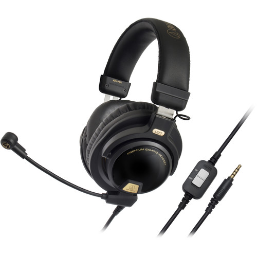 Audio-Technica Consumer ATH-PG1 Premium Gaming Headset