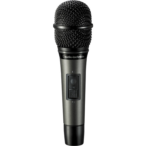Audio-Technica ATM610a/S - Hypercardioid Dynamic Handheld Microphone With Switch