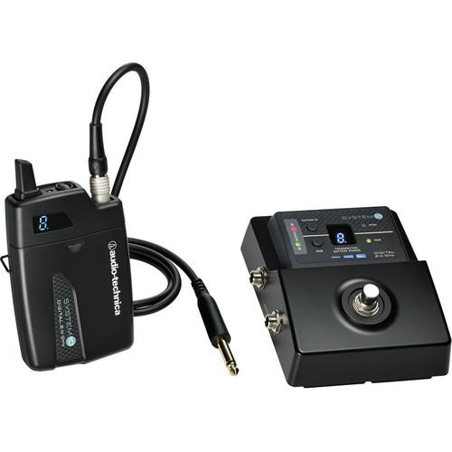 Audio-Technica Digital Guitar Wireless System