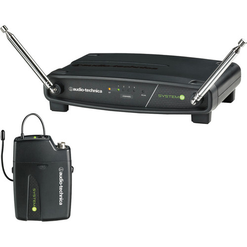 Audio-Technica System 9 VHF Wireless Unipak System