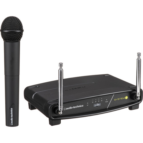 Audio-Technica ATW-902A System 9 VHF Wireless Handheld Microphone System