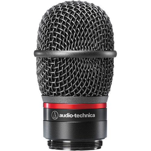 Audio-Technica ATW-C6100 Interchangeable Hypercardioid Dynamic Microphone Capsule for ATW-T3202 Handheld Transmitter