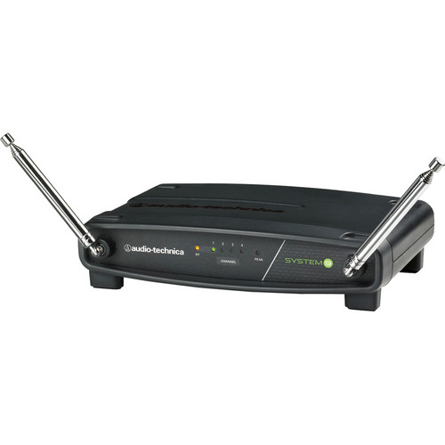 Audio-Technica ATW-R900 System 9 Frequency-Agile VHF Wireless Receiver