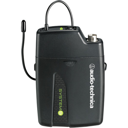 Audio-Technica ATW-T901a System 9 Frequency-Agile VHF Bodypack Transmitter (169 to 172 MHz)