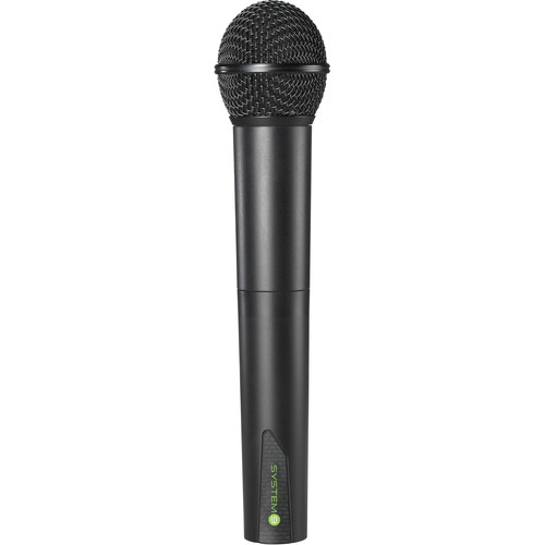 Audio-Technica ATW-T902a System 9 Frequency-Agile VHF Wireless Handheld Transmitter and Mic (169 to 172 MHz)