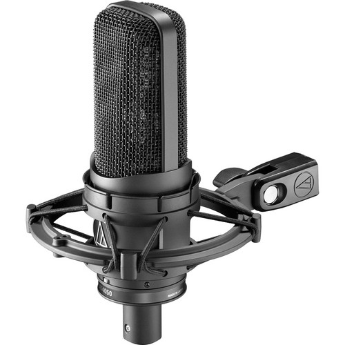 Audio-Technica AT4050 with Tascam UH-7000 USB Interface Kit